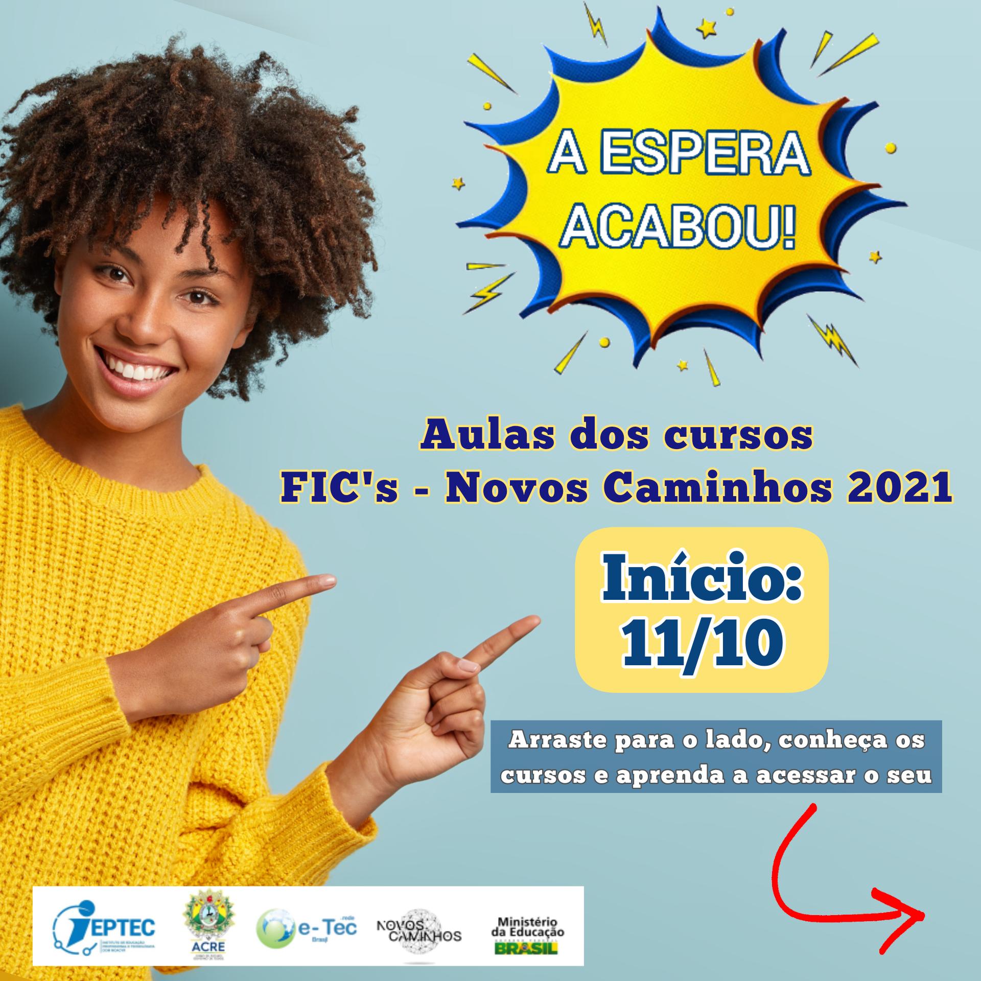INICIO CURSOS FICS 2021